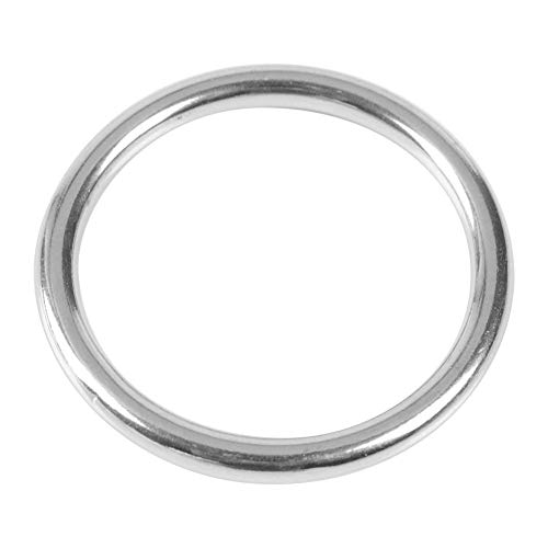 Fafeims 5mm O-Ring 304 Edelstahl...