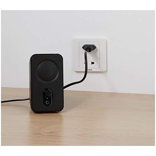 Amazon Basics - Computer-Lautsprecher für Schreibtisch oder Laptop   AC-Betrieb (EU-Version)