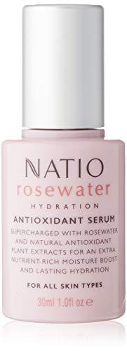 Natio Rosewater Antioxidant Serum, 30 ml