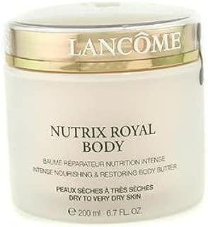 Nutrix Royal Body Intense Nourishing & Restoring Body Butter ( Dry To Very Dry Skin ) --200ml-6.7oz