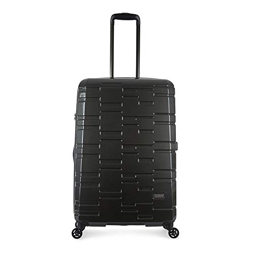 Antler Prism, Durable & Ultra Lightweight Hard Shell Suitcase - Colour: Charcoal, Size: Large