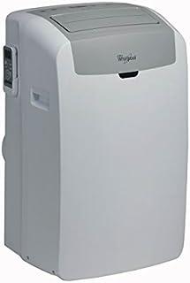 Whirlpool–Climatizador portátil, Blanco, PACW9COL 2800 wattsW, 240 voltsV