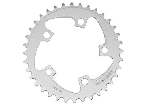 Kettenblatt VUELTA. Alu7075 CNC. 5arm 94mm 34z