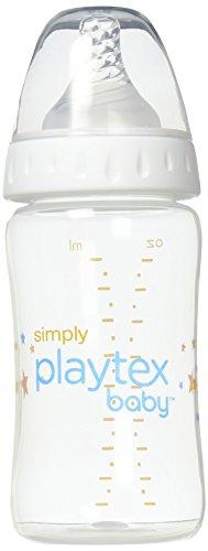 Playtex Simply Baby Bottle, Leak-Proof BPA Free, 9 Ounce