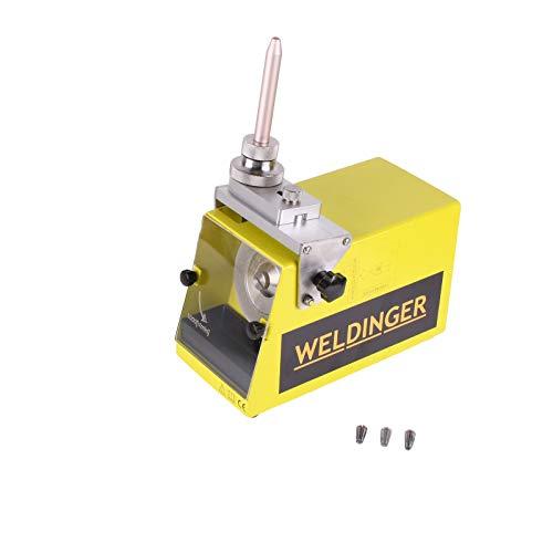 WELDINGER WIG-Schleifboy Wolframnadel-Schleifgerät für WIG-Elektroden