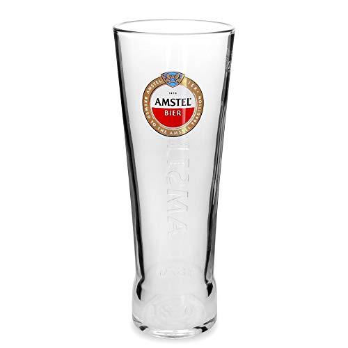 Amstel–Pinta de cerveza diseño de la Última