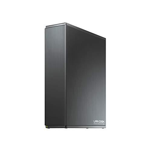 I-O DATA NAS 3TB スマホ タブレット クラウド連携 初心者モデル ネットワークHDD 日本製 簡易パッケージ HDL-TA3/E