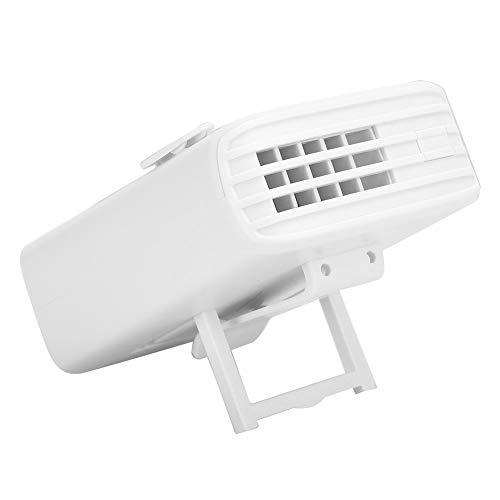 Cuifati Mini USB de Carga Elegante Ventilador de Escritorio Viento Fresco y Fuerte Fácil de Transportar y Usar Adecuado para Viajes al Aire Libre y después del Ejercicio