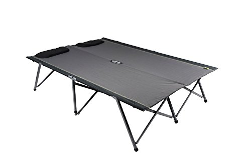 Kampa Folding/Portable Together Double Camp Bed