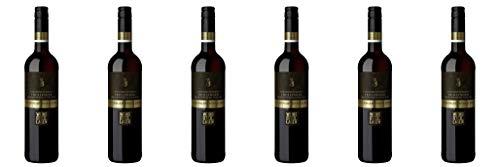 Felsengartenkellerei Besigheim Trollinger QbA Wein aus Steillagen 2018 Halbtrocken (6 x 0.75 l)