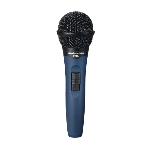 Audio-Technica MB 1k/c Handheld Cardioid Dynamic Vocal Microphone with Cable