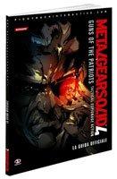 Metal Gear Solid 4 - Guida Strategica