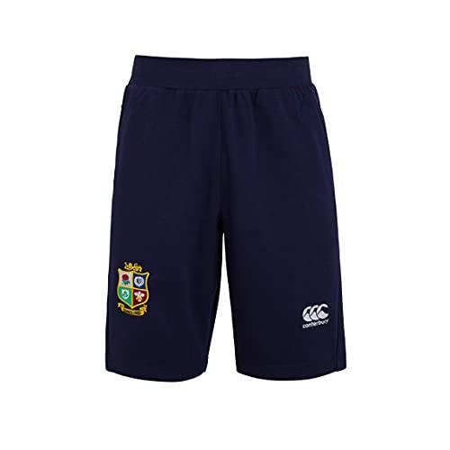 Canterbury Herren British and Irish Lions Rugby Vapodri Fleece Kurz, Peacoat, L