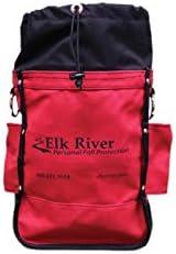 Elk River 上等 84523 Heavy Duty Bolt Top 出荷 Bag Drawstring Red t Belt