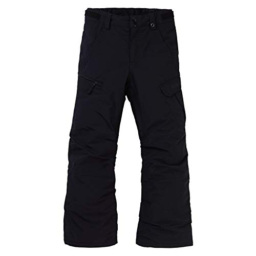 Burton Jungen Exile Cargo Snowboard Hose, True Black, M