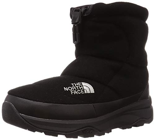 [ザノースフェイス] ブーツ ヌプシ ブーティー ウール V ショート TNFブラック 25 cm
