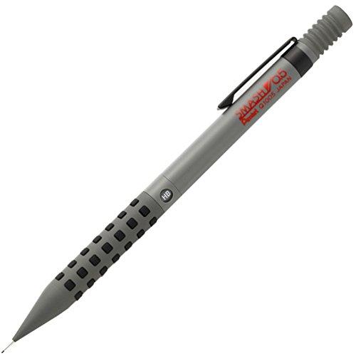 ぺんてる シャープペンシル スマッシュ 0.5mm グレー Q1005-2A