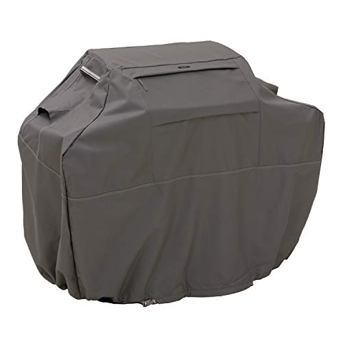 Classic Accessories Ravenna Water-Resistant 58 Inch BBQ Grill Cover,...