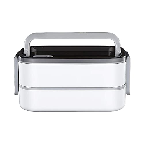 HWYEE 304 stainless steel bento box, leak-proof 1400ML and...