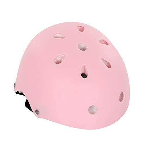 Yunyisujiao Kinder Urban Skate Helm ideal für Skateboard, Fahrrad, BMX und Stunt-Roller, Alter von...