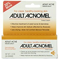 Acnomel Adult Acne Medication Tinted Cream - 1 oz Thank you to all the patrons We hope that he has gained the trust from you again the next time the service