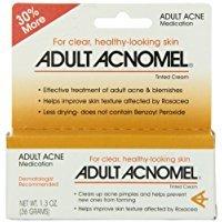 Acnomel Adult Acne Medication Tinte…