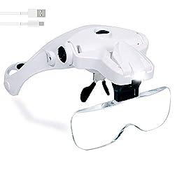 Image of Hands Free Headband...: Bestviewsreviews