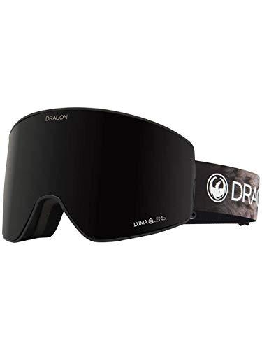 Dragon Herren Schneebrille PXV2 Snow Leopard (+Bonus Lens) Goggle