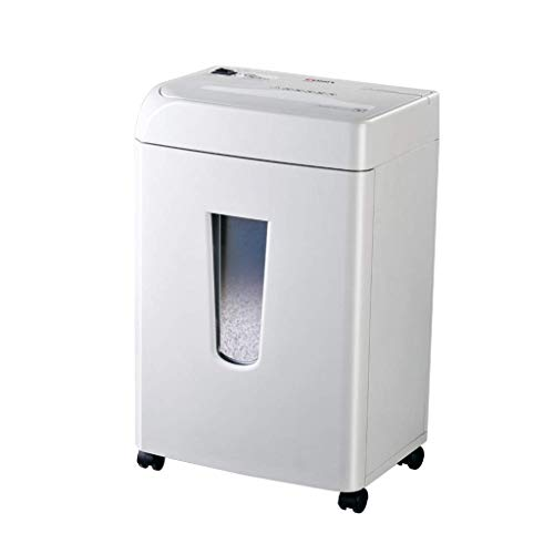 Great Features Of SCDFDJ High-Security Micro-Cut Paper and Credit Card Shredder Pullout Basket, Blac...