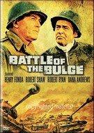 Battle Of The Bulge Rare Movie Edition Starring-Henry Fonda
