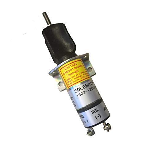 FridayParts 12V Choke Solenoid Relay 103007 for Skyjack Lift SJ600 SJ6826 RT SJ6832 RT SJ7027 RT SJ7127 RT SJ7135 RT SJ800 SJ8243 RT SJ8831 RT SJ8841 RT SJ8850 RT