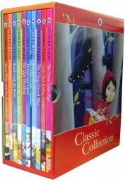 Ladybird Tales Classic Collection 10 book set (January 1, 2014) Hardcover