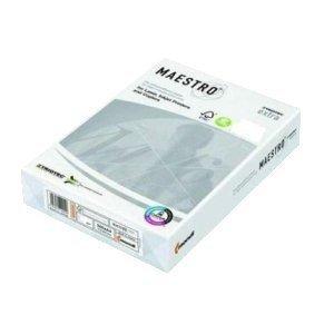 Kopierpapier weiß A4 120g Maestro- Extra Packung 250 Blatt