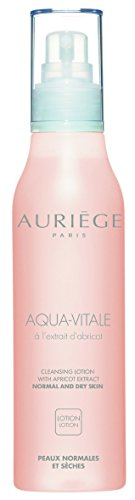 Auriège Paris Aqua Vitale abricot Lotion tonifiante Peau normale + sèche 200ml