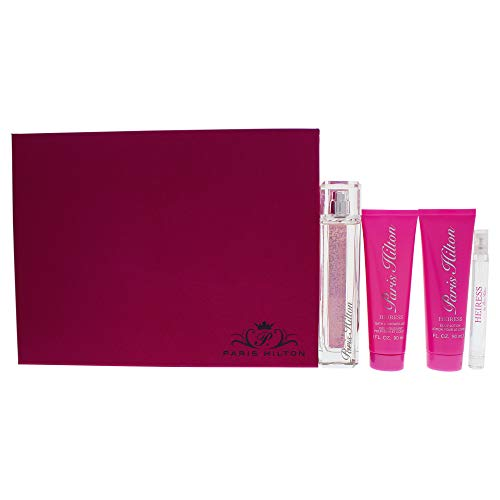 Paris Hilton Heiress Women 4 Pc Gift Set