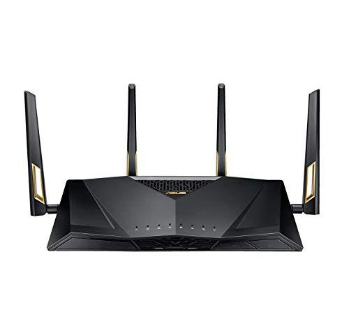 ASUS RT-AX88U - Router Gaming AX6000 Doble Banda Gigabit (Triple VLAN, Wifi...