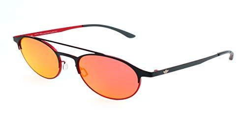 adidas AOM003 009 053 Black and Red - Gafas de sol unisex