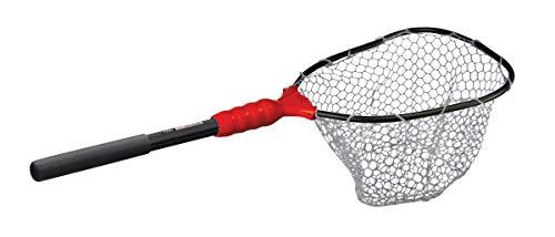 EGO S1 Genesis Floating Fishing Net, Fishermen's Tool, Salt & Freshwater, Non-Slip Grip, Compact Storage, Lightweight, 30+ Attachments, Warranty