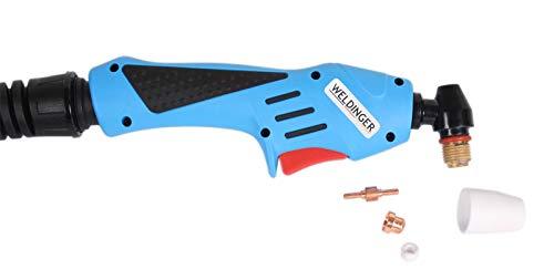 WELDINGER Plasmabrenner PB50 (PT31) 4 m bis 50 A für Plasmaschneider PS 51/PS52/EPS 180 - 2