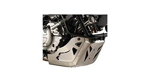 Kappa - Cubrecárter específico en Aluminio para Suzuki DL 650V-Strom L2-L3