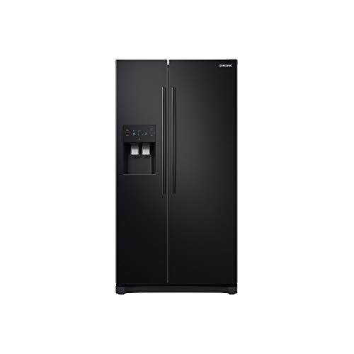 Samsung RS50N3413BC Fridge Freezer, Plumbed Water & Ice