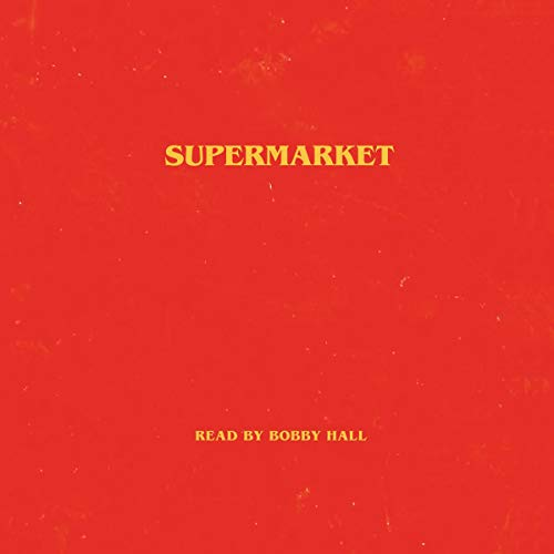 Supermarket  audiobook cover art