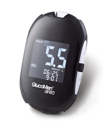 Glucomen Areo Wireless Blood Glucose Meter