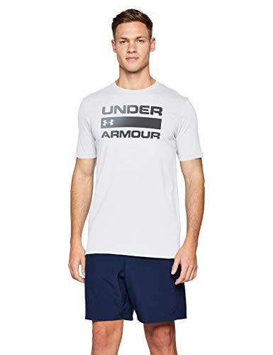 Under Armour Team Issue Camiseta para Hombre con Logotipo, Camiseta Deportiva Transpirable,...