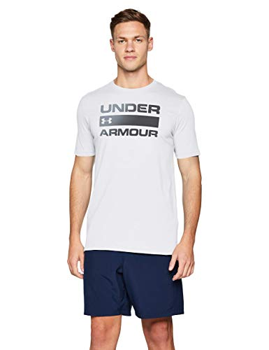 Under Armour Team Issue Camiseta para Hombre con Logotipo, Camiseta Deportiva Transpirable,...