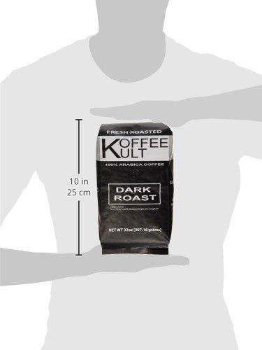Koffee Kult Coffee Beans Dark...