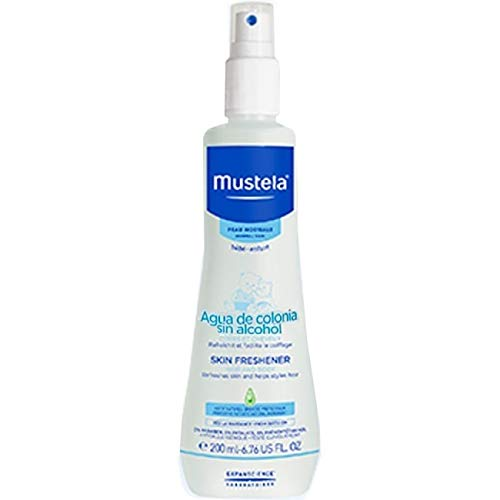 MUSTELA DUO AGUA DE COLONIA 2 X 200 ML