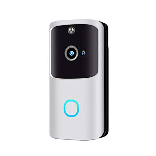 2.4Gワイヤレスビデオドアベルカメラ、ダイナミック検出器付きスマートWiFiドアベルセキュリティHDカメラ、ビデオインターホン、双方向オーディオナイトビジョン