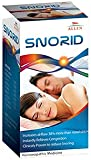 ShopHomeo® - Snorid Drops (30 ml) | Pack of 2 Bottles | Homoeo & Herbal Formulations