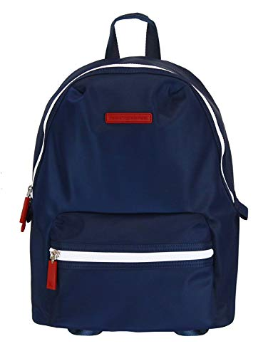 Tommy Hilfiger Nylon Backpack – Navy (Small)